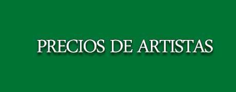 contratación de artistas precios